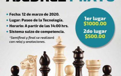 Torneo de Ajedrez Mixto