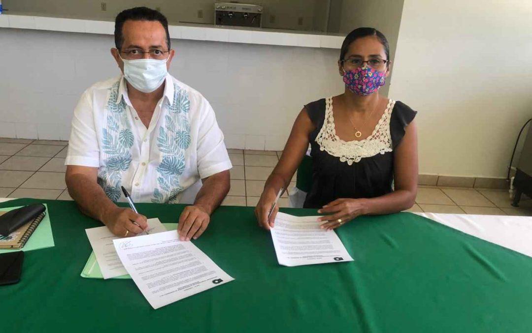 Nuevas firmas de convenios con sector educativo y empresarial
