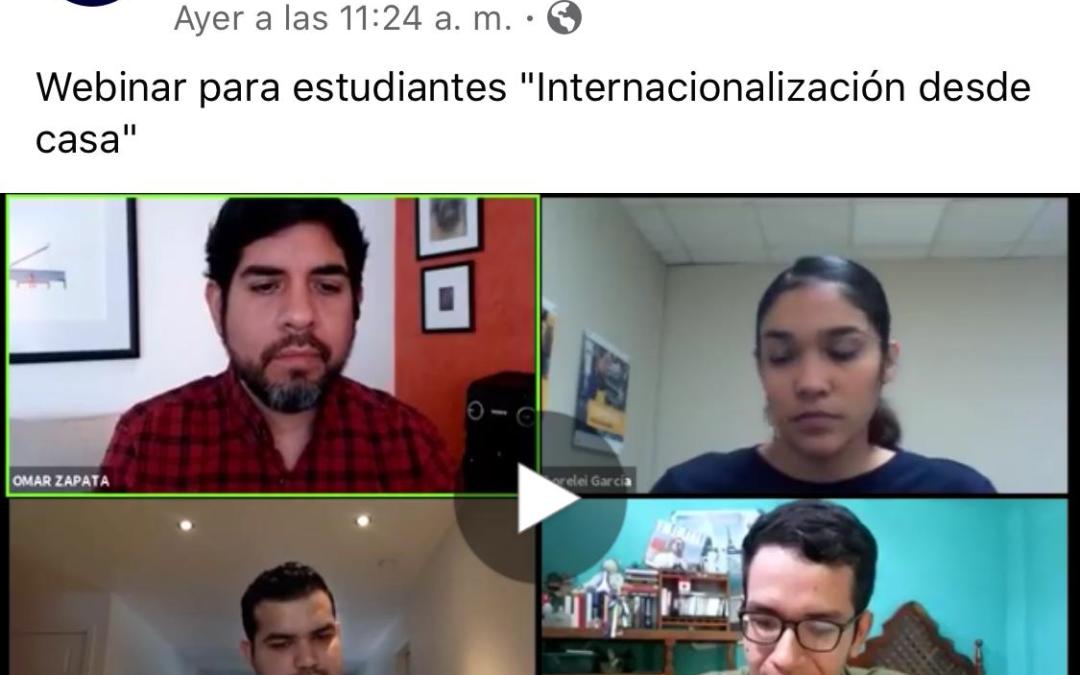 Internacionalización desde casa, por Francisco Soberanis
