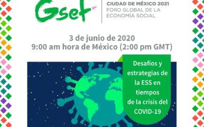 Foro Global de la Economía Social (GSEF) 2021