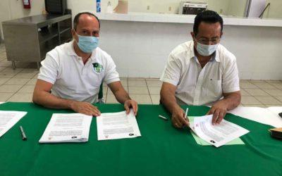 La UTCGG firma convenio con la Universidad Politécnica del Estado de Morelos
