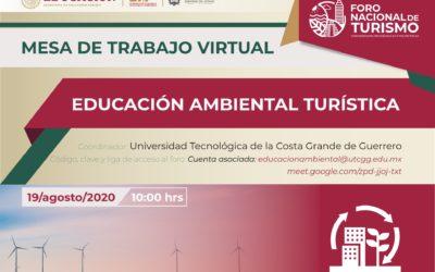 La UTCGG estará presente en el Foro Nacional de Turismo