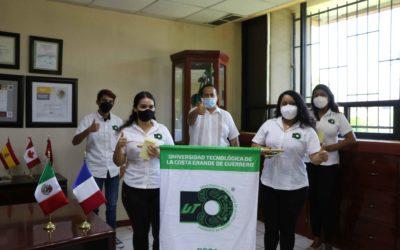 4 estudiantes de la UTCGG realizarán movilidad a Francia