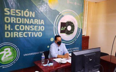 L y LI Sesiones Ordinarias del H. Consejo Directivo