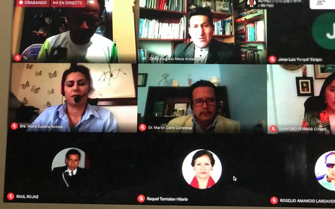 I Seminario Internacional de Educación Virtual e Investigación