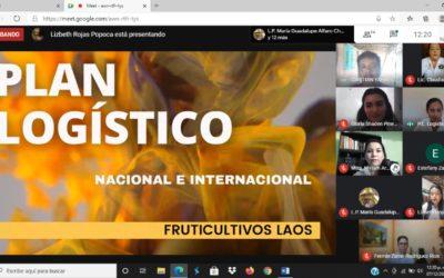 """Proyectos integradores """"Logística Internacional"""""""