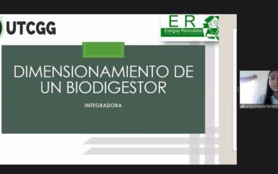 """Proyecto """"Dimensionamiento para un biodigestor"""""""