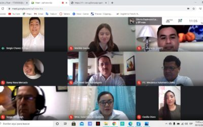 Culmina 1er. Foro Virtual de Egresados Exitosos 2020