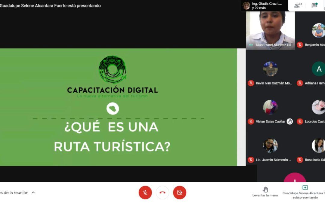 """Proyecto integrador """"Plan de capacitación digital"""""""