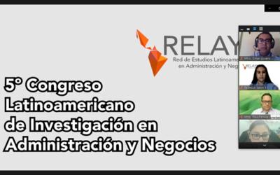 5° Congreso Latinoamericano de Investigación en Administración y Negocios