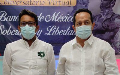 Conversatorio Virtual: Bandera de México, Soberanía y Libertad