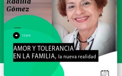 Amor y tolerancia