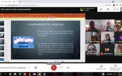 """Presentación de proyectos """"Energías Renovables"""""""