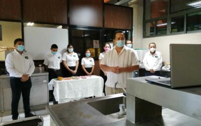 Prácticas de laboratorio en Procesos Alimentarios