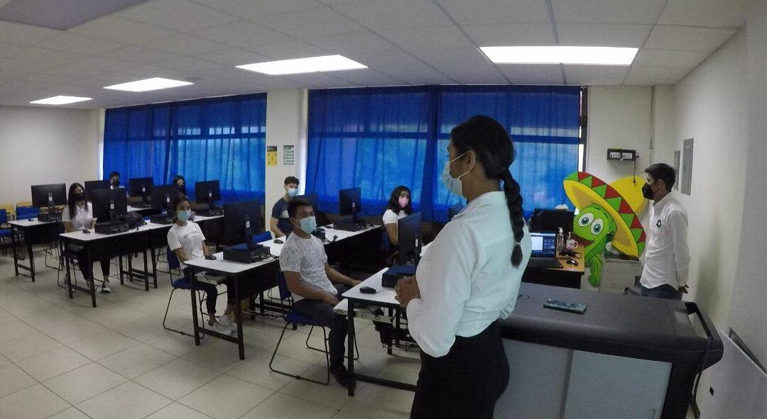 La UTCGG inició actividades académicas en modalidad mixta con asistencia reducida y espacios controlados