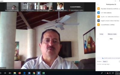 Simulacro del Proceso Entrega – Recepción 2015-2021 de la Universidad Tecnológica de la Costa Grande de Guerrero (UTCGG)